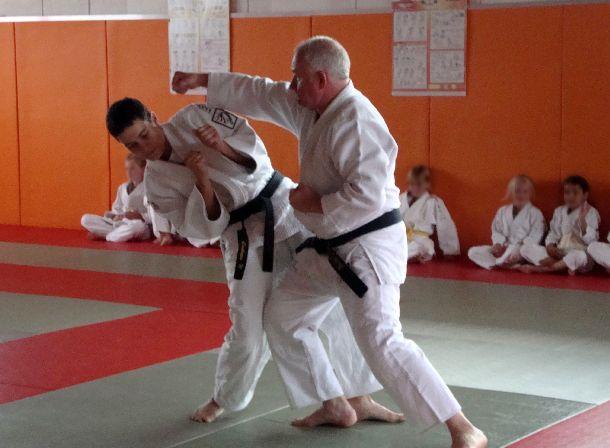 club judo ecouflant
